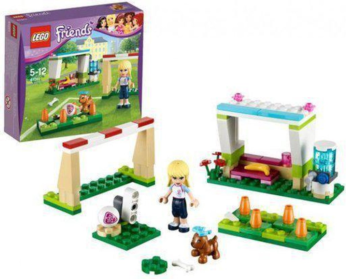LEGO Friends Voetbaltraining - 41011