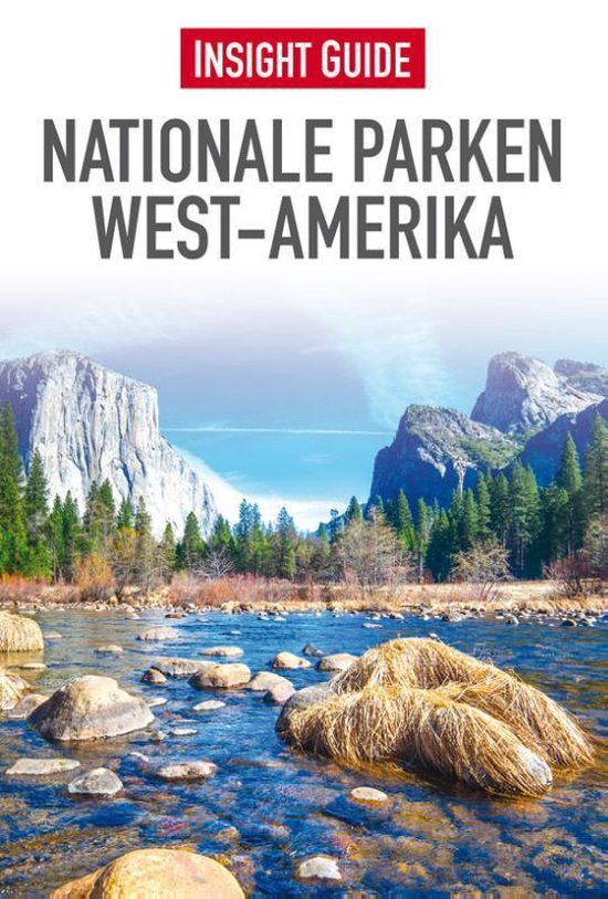 Insight guides - Nationale Parken West-Amerika - Nicky Leach |