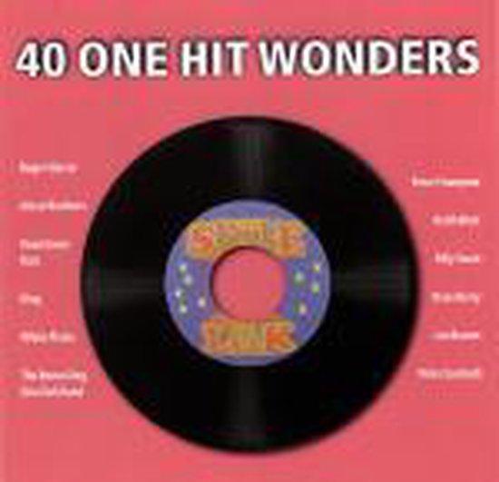Various Artists - 40 One Hit Wonders (2 CD's)