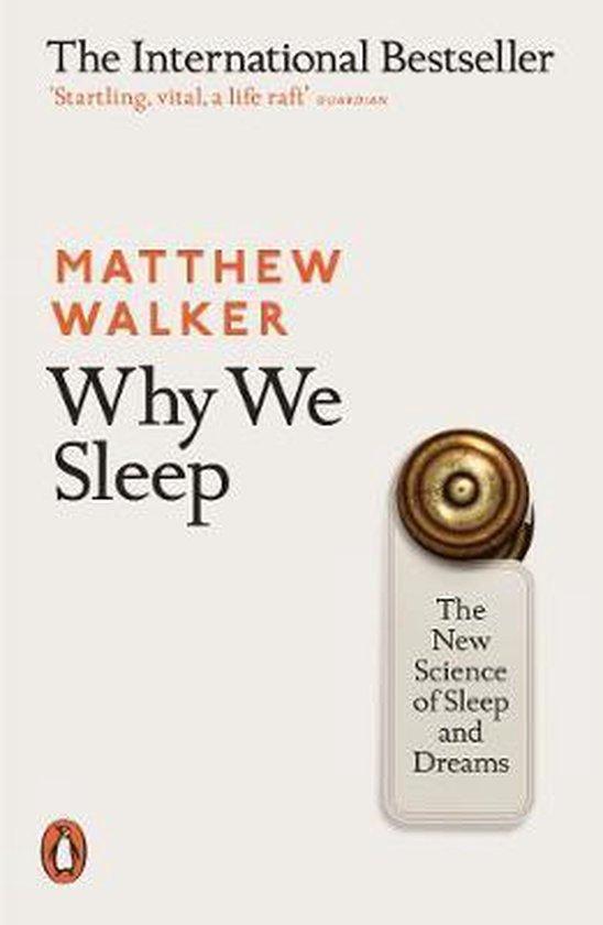 Afbeelding van Why We Sleep