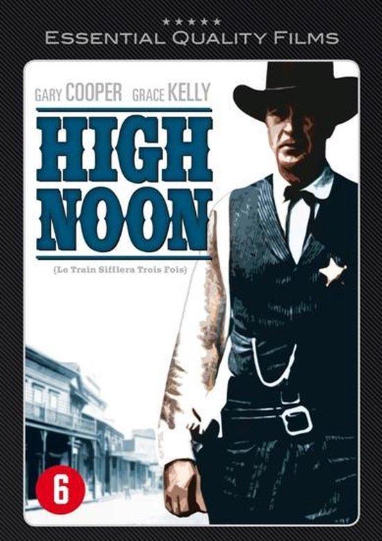 Cover van de film 'High Noon'