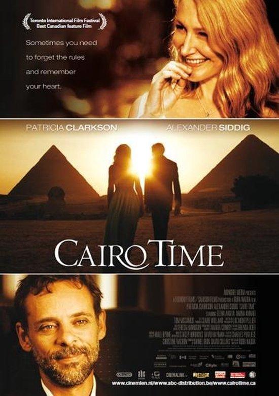 Cover van de film 'Cairo Time'