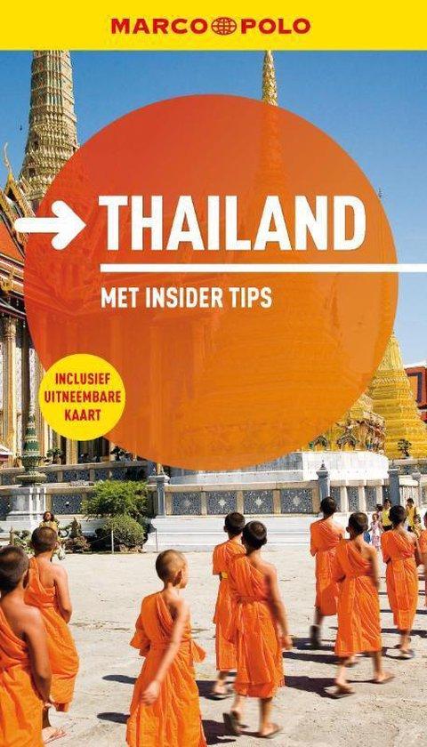 Boek cover Marco Polo - Thailand van Wilfried Hahn (Paperback)