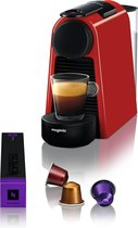 Nespresso Magimix Essenza Mini M115 - Koffiecupmachine - Ruby Red