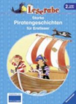 Boek cover Starke Piratengeschichten Fur Erstleser van Bernhard Hagemann (Hardcover)