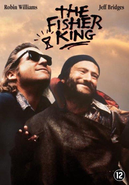 Cover van de film 'The Fisher King'