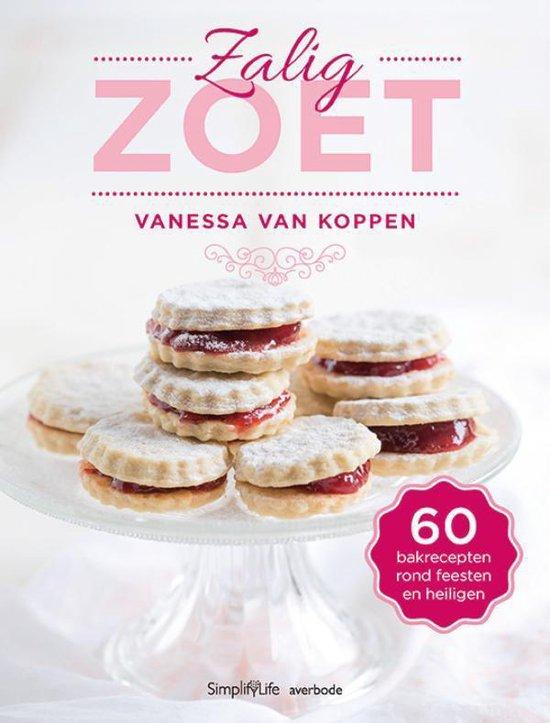 Zalig zoet - Vanessa van Koppen |
