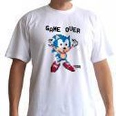 SONIC - T-Shirt Game Over Homme (XXL)