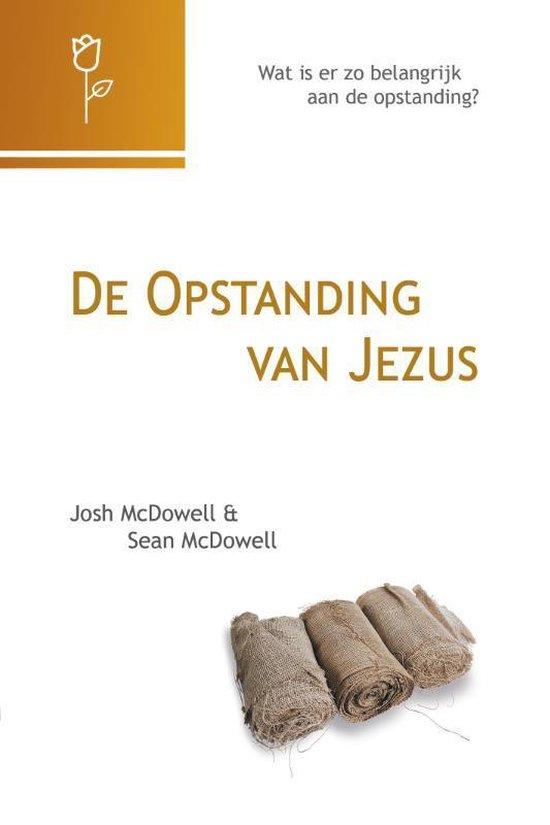 Voordeelpak - De opstanding van Jezus - Josh Mcdowell  