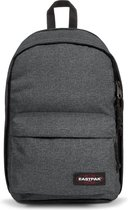 Eastpak Back To Work Rugzak 15 inch laptopvak - Black Denim
