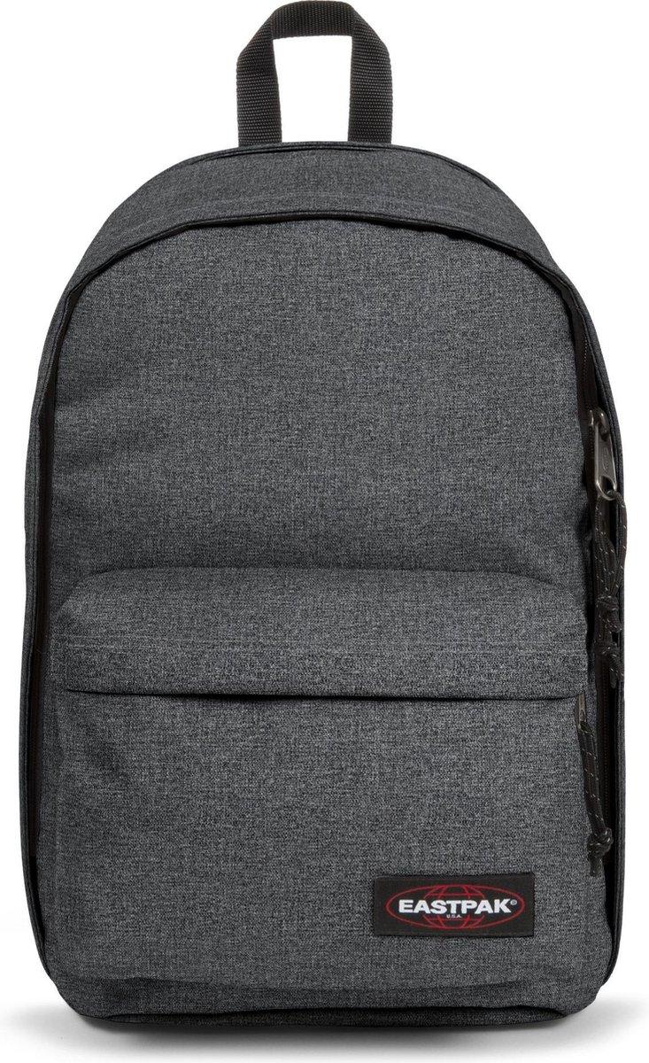 Eastpak Back To Work Rugzak 27 Liter - 15 inch laptopvak - Black Denim
