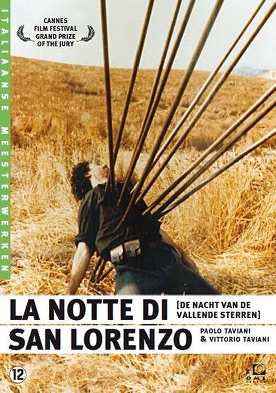 Cover van de film 'La Notte Di San Lorenzo'