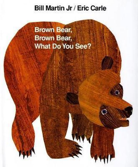 Afbeelding van Brown Bear, Brown Bear, What Do You See?