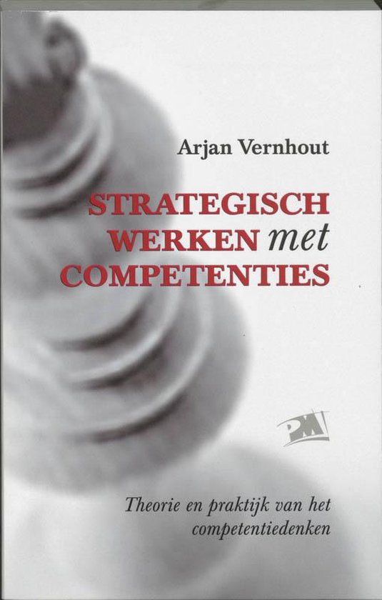 Strategisch werken met competenties
