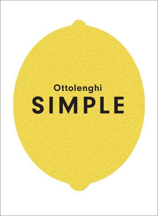 Boek cover Ottolenghi SIMPLE van Yotam Ottolenghi
