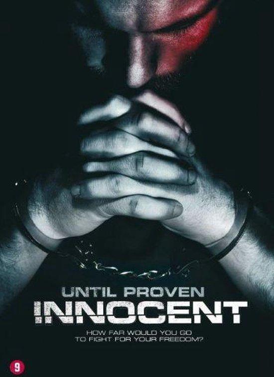 Cover van de film 'Until Proven Innocent'