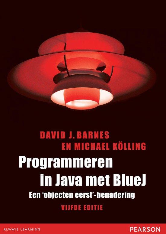 Programmeren in Java met BlueJ - David J. Barnes |