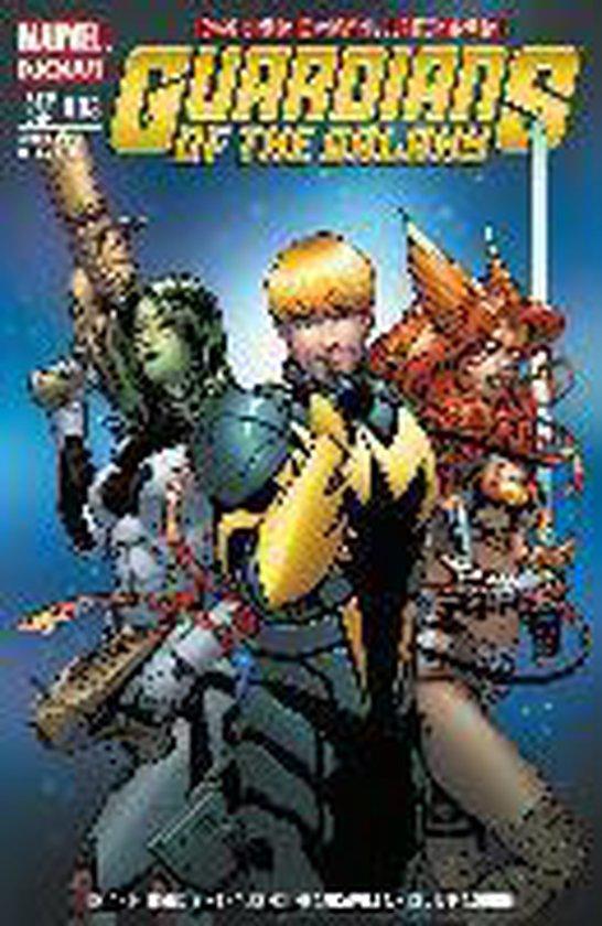 Guardians of the Galaxy 03. Kampf um die Erde