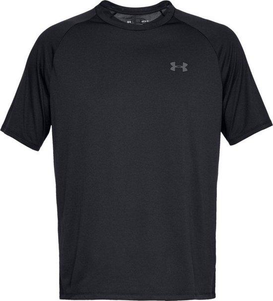 Under Armour Tech 2.0 S/S Tee Sportshirt Heren - Maat M