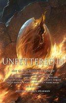 Boek cover Unfettered III van Shawn Speakman (Onbekend)