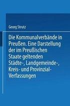Die Kommunalverbande in Preussen