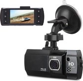 Full HD Auto Dashcam D2000 nu incl. Nederlandse handleiding en 16Gb Sandisk Micro-SD kaart