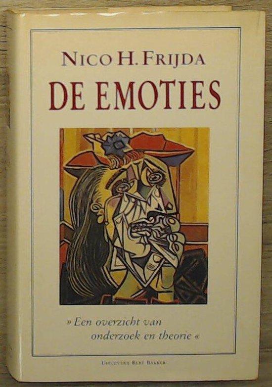 Emoties (geb) - Nico H. Frijda |