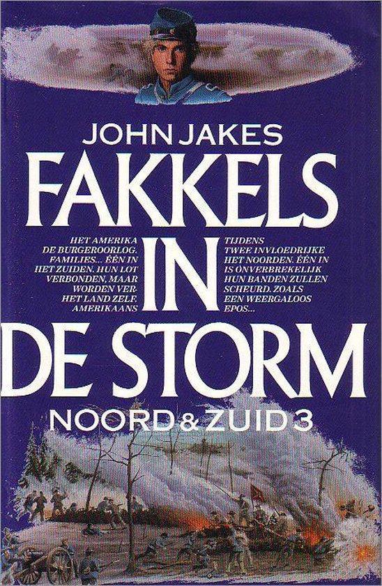 Fakkels in de storm - John James |