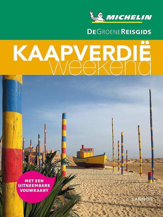 De Groene Reisgids Weekend - Kaapverdië - none  