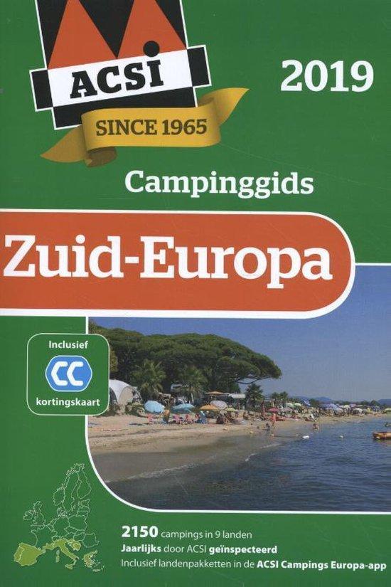 ACSI Campinggids - Zuid-Europa 2019 - Acsi |
