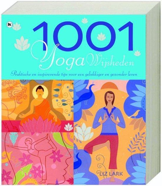 Cover van het boek '1001 Yoga wijsheden' van L. Lark