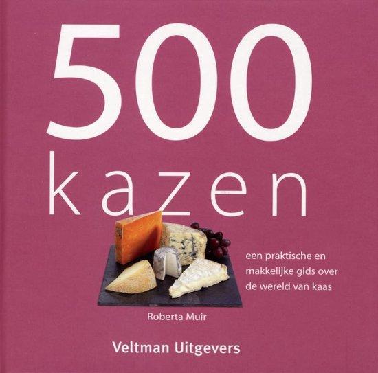 500 kazen - Vitataal |