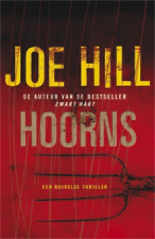 Hoorns - Joe Hill | Fthsonline.com