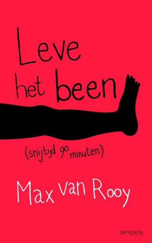 Leve het been! - Max van Rooy pdf epub