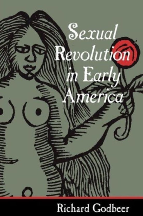 Boek cover Sexual Revolution in Early America van Richard Godbeer (Paperback)