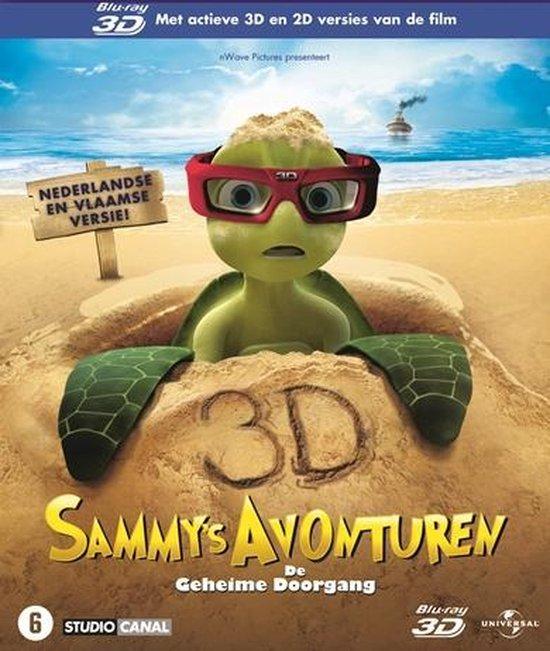 Cover van de film 'Sammy's Avonturen - De Geheime Doorgang'