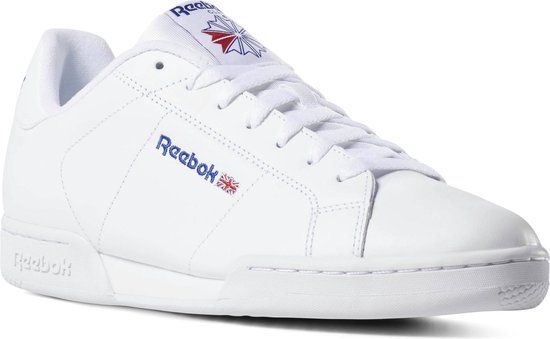 Reebok NPC II  Sportschoenen - Maat 41 - Mannen - wit
