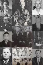 History and Stories of Goju-Ryu