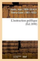 L'instruction publique