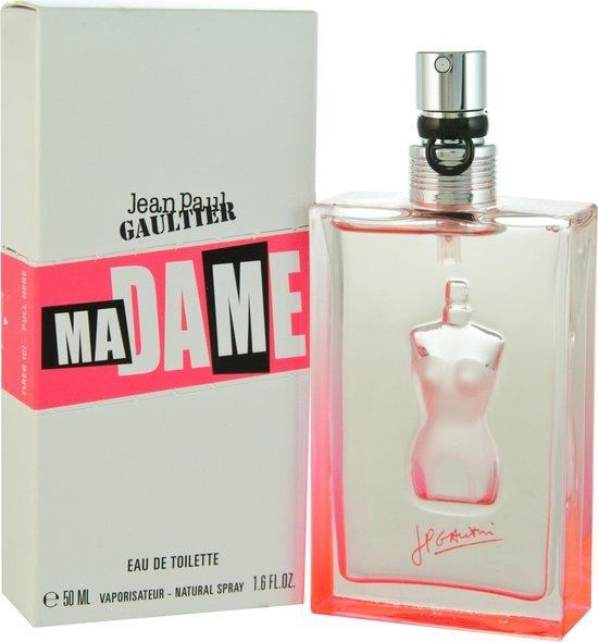 Jean Paul Gaultier Madame for women 50 ml Eau de toilette