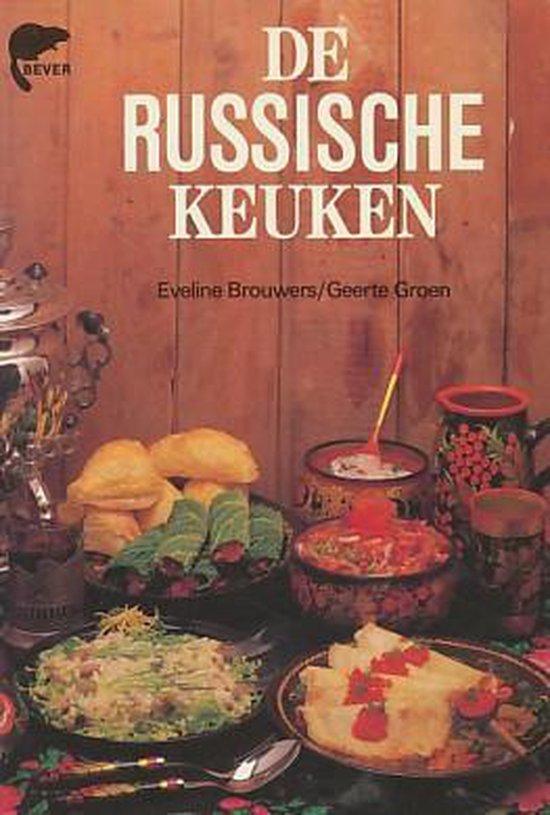 Russische keuken - Jeroen Brouwers |