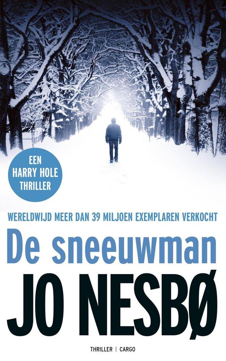 Harry Hole 7 -   De sneeuwman - Jo NesbØ