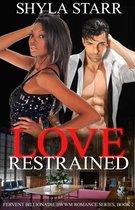 Omslag Love Restrained