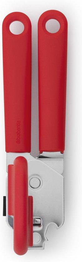 Brabantia Tasty Colours Blikopener - Red