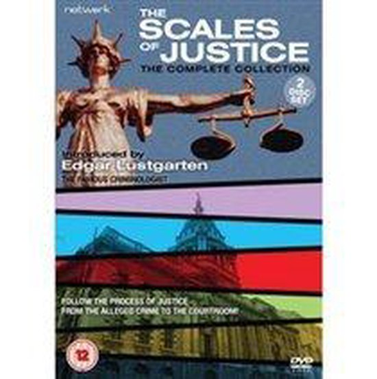 Scales Of Justice The Complete Serie Dvd