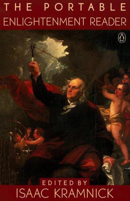 Boek cover The Portable Enlightenment Reader van Isaac Kramnick (Onbekend)