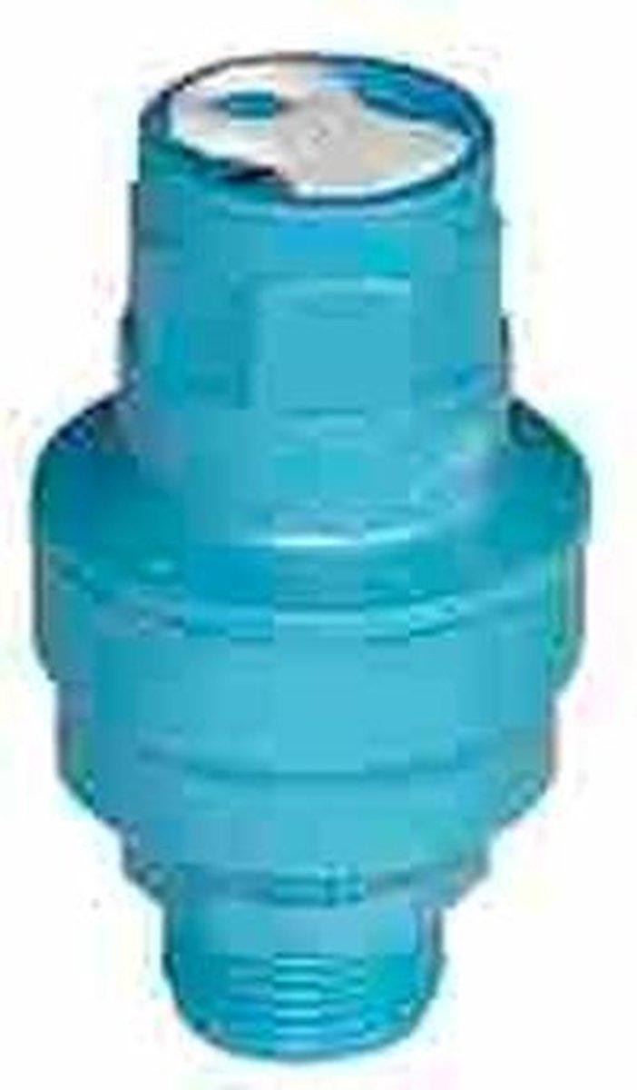 Waterslot Inst, Tot 40 Li, Plieger Label Gri - Plieger