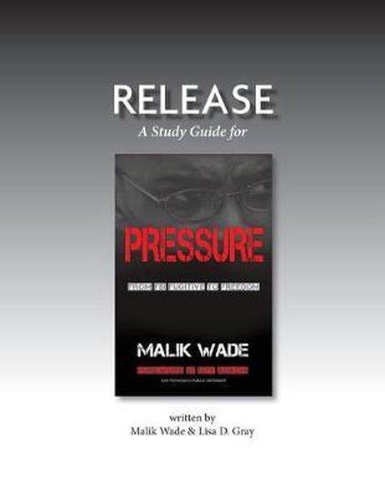 Boek cover Release van Wade Malik (Paperback)