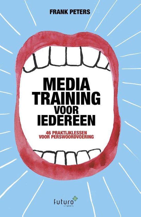 Mediatraining voor iedereen - Frank Peters | Fthsonline.com