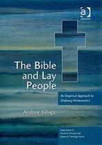 Boek cover The Bible and Lay People van Andrew Village